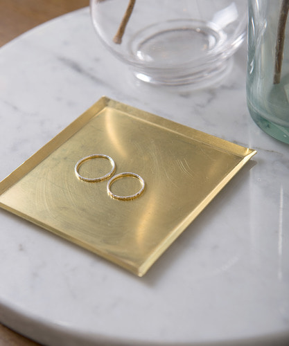 Real Brass Plate(20%OFF)