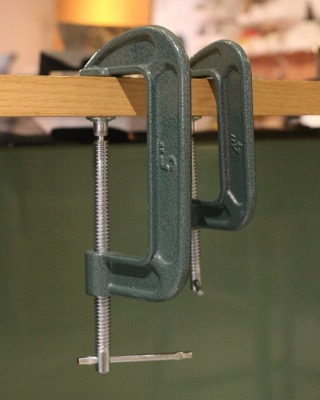 Steel clamp(5인치)