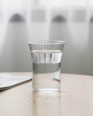 Stripe Y-Cup(clear)