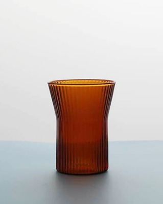 Stripe Y-Cup(brown)